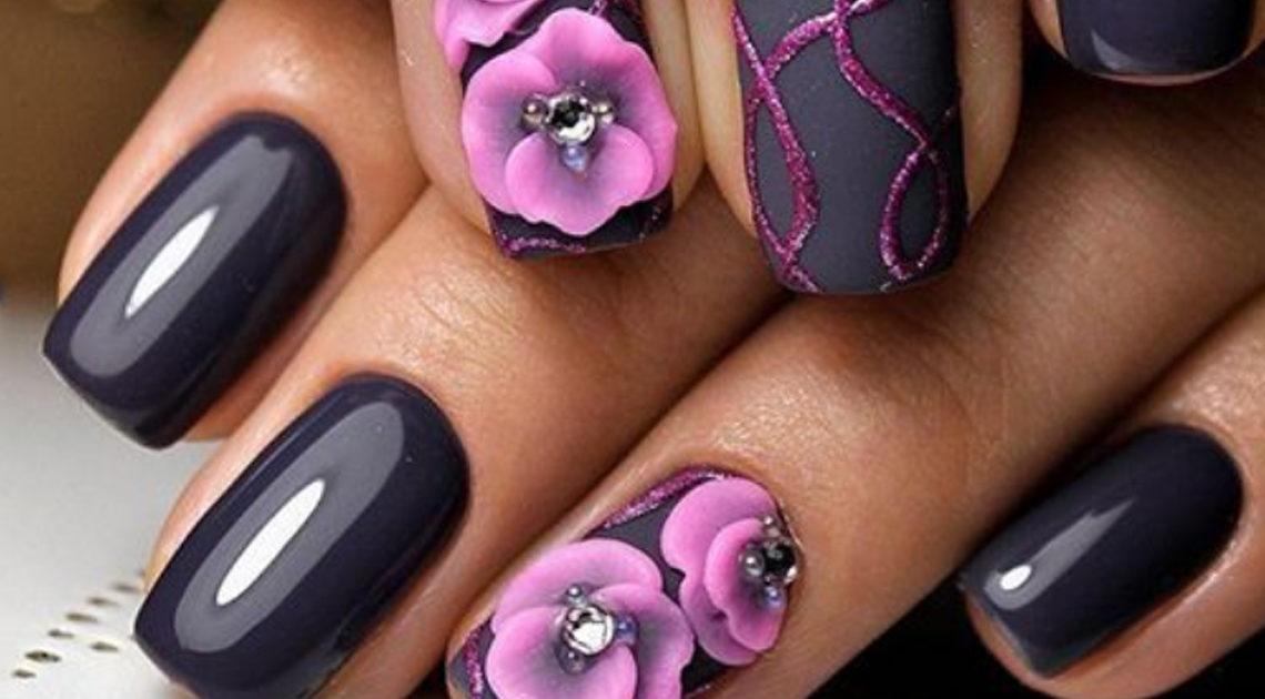 20 лучших вариантов дизайна ногтей для королевского маникюра.