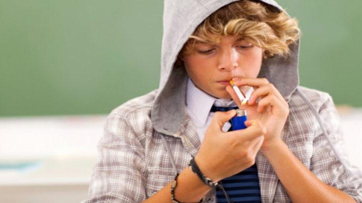 """Наши дети курят с """"пеленок"""". Серьезная проблема современного общества"""