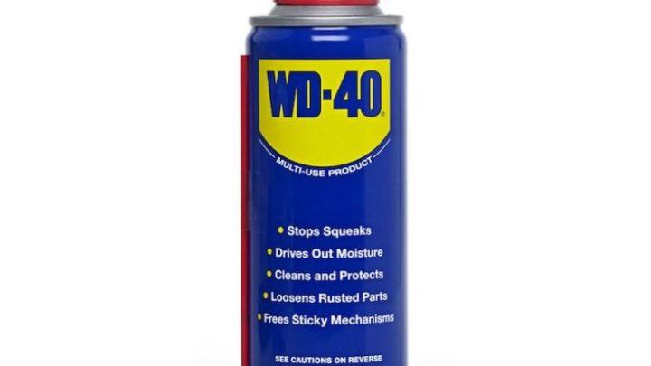 12 чудесных способов применения WD-40 в доме