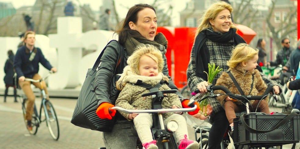 О том, чему я научилась у голландских мам