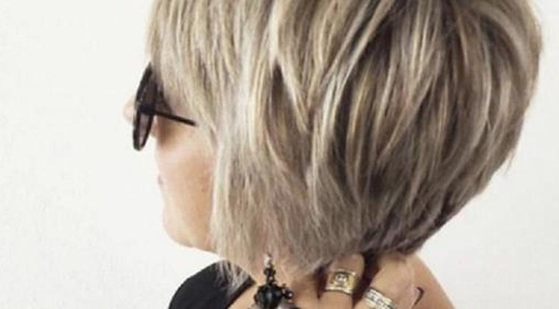 Простые короткие стрижки для женщин старше 50 лет: больше 60 стильных вариантов
