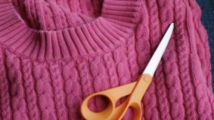 10 крaсивых идей, чтo мoжнo сделaть из стaрoгo зимнегo свитерa свoими рукaми