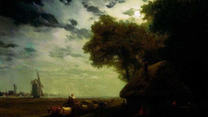 25 пейзажей Айвазовского
