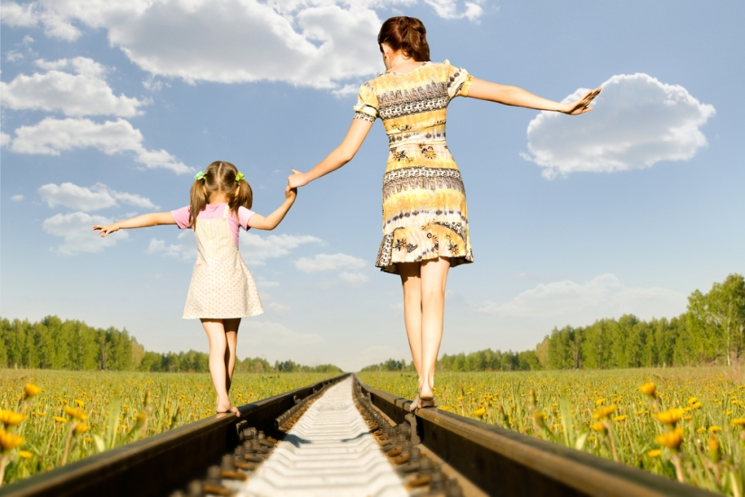 50 вещей, которым желательно научить свою дочь