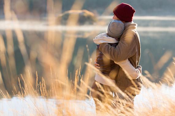 Объятия — самая красивая форма общения
