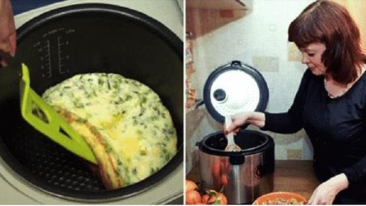 7 лайфхаков для тех у кого на кухне мультиварка.
