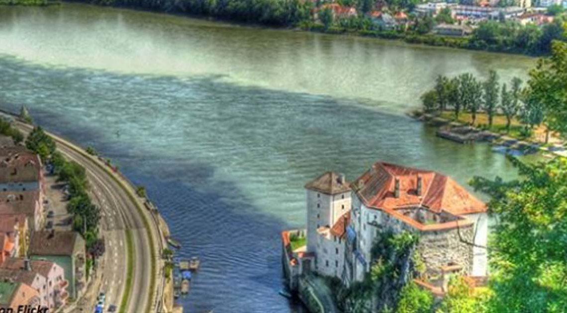 10 фото удивительных мест, где встречаются два течения