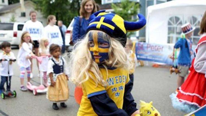 Швеция первой в мире запретила бить детей.