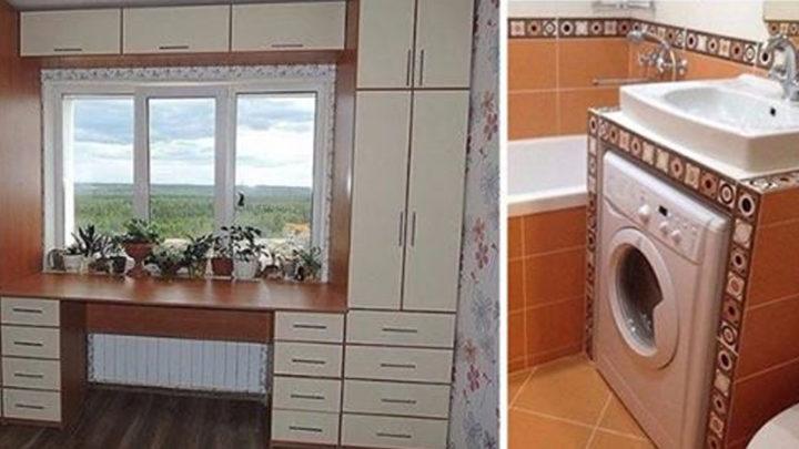 Гениальные дизайнерские идеи, которые сделают ваш дом красивым и функциональным