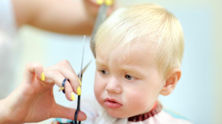 13 детей, которые стригут собственные волосы лишая родителей дара речи